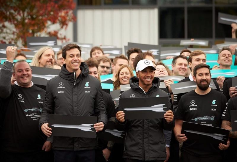 Льюис Хэмилтон: Я не уверен, что смогу побить рекорд Шумахера по победам