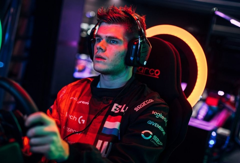 McLaren объявила победителя конкурса «World Fastest Gamer»