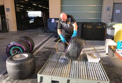 Марио Изола: Гонщики оставили хорошие отзывы о новых шинах