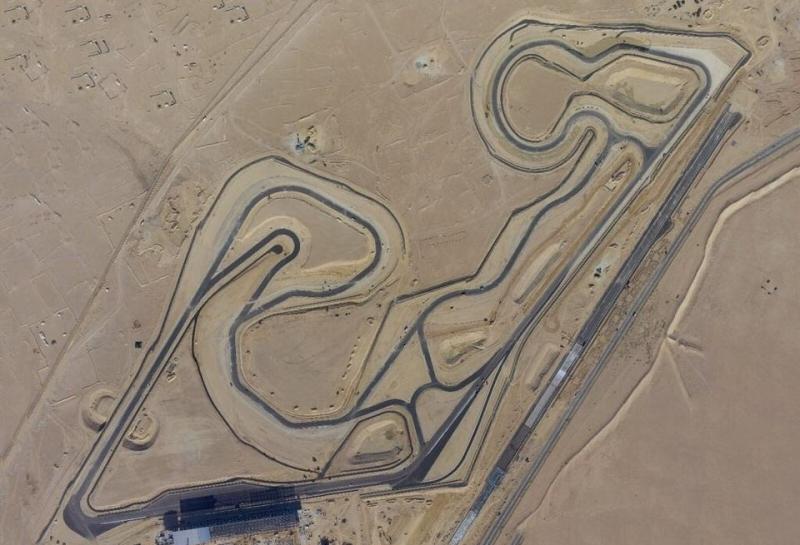 В Кувейте начали строительство трассы Формулы 1