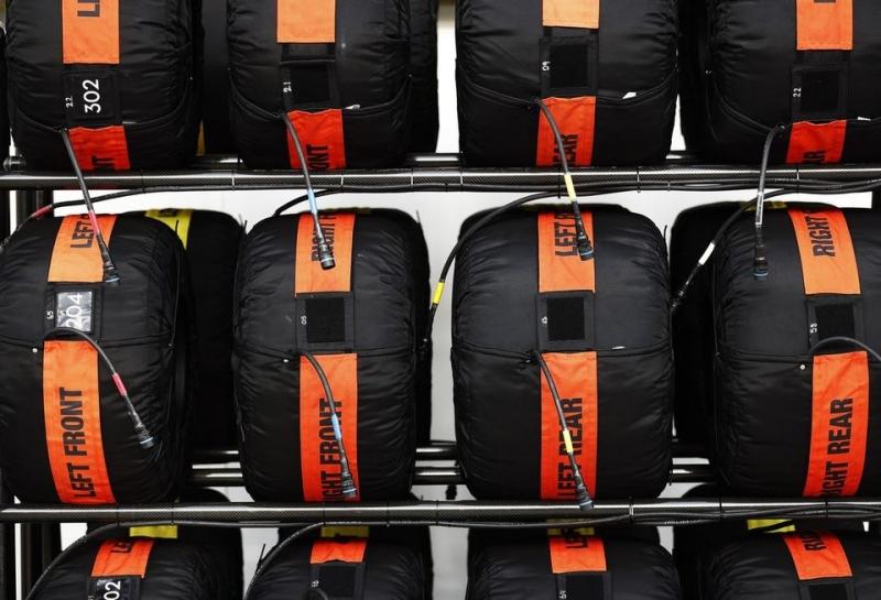 Pirelli объявила составы шин на первые три Гран При 2018 года
