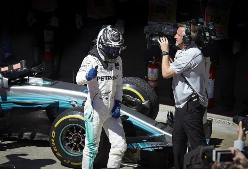 Жак Вильнёв: За такие выступления Боттаса, как на Гран При Бразилии, становится неловко