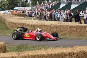 Знаковые машины в славной истории Ferrari. Часть 2