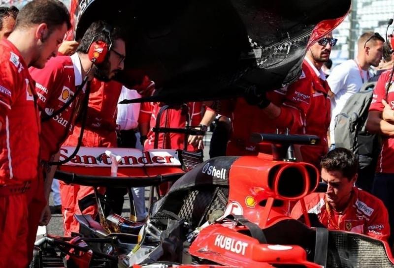 Президент Ferrari подтвердил переход бывшего главного моториста в Mercedes