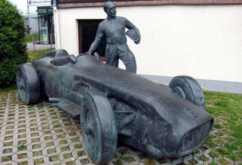 4 декабря FIA откроет в Париже Зал славы автоспорта