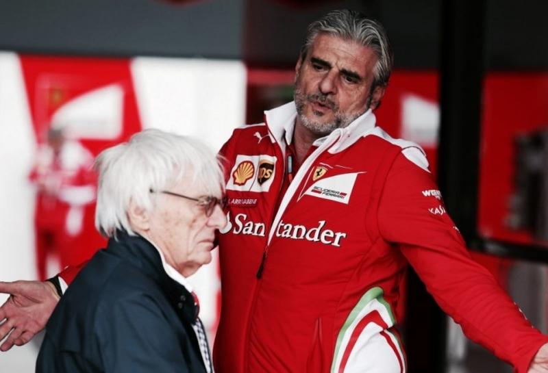 Берни Экклстоун: Ferrari действительно может уйти из Формулы 1
