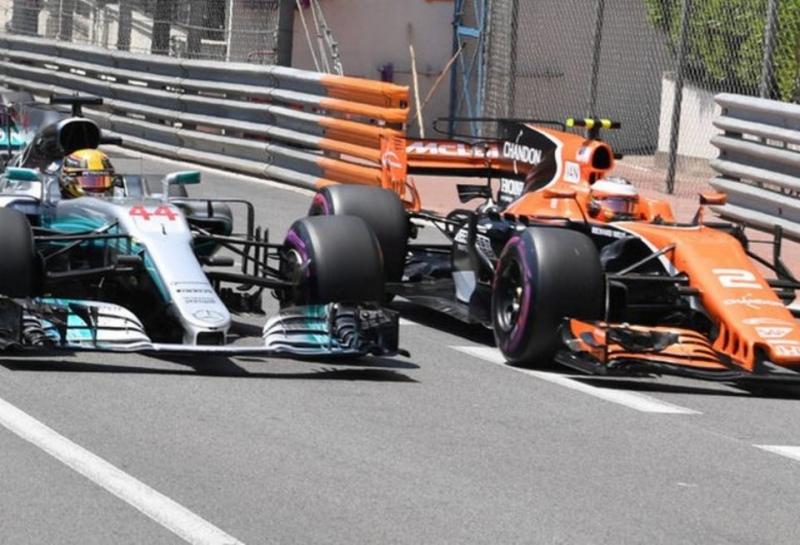 Льюис Хэмилтон: Надеюсь, в 2018-м McLaren вернется в когорту лидеров