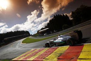 Шасси W03. Предвестник эпохи доминирования Mercedes в Формуле 1
