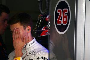 Увольнение Квята и признаки краха молодежной программы Red Bull