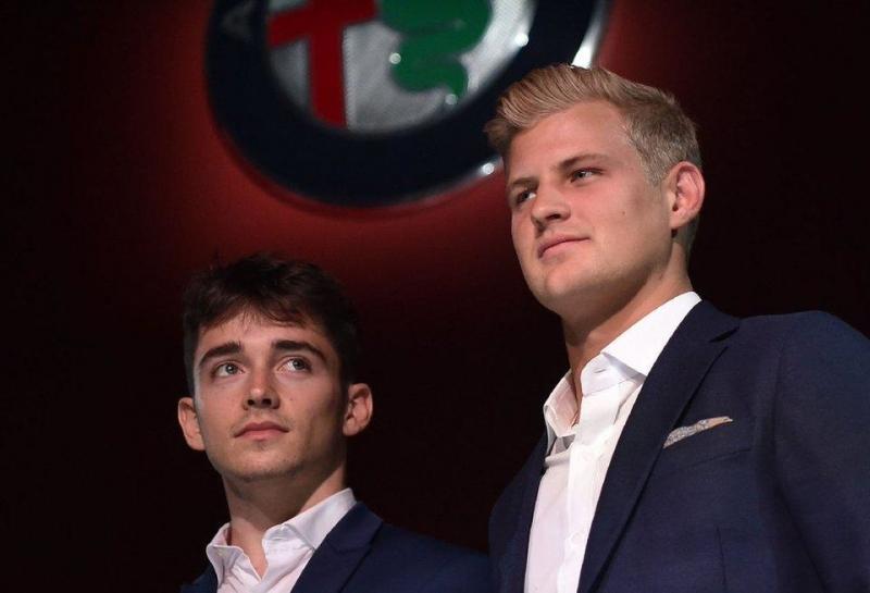 Sauber объявила состав гонщиков на сезон-2018 и показала ливрею