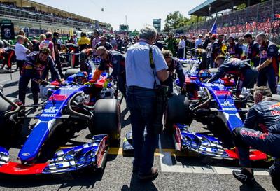 В сезоне-2018 FIA упростит систему штрафов за замену двигателей