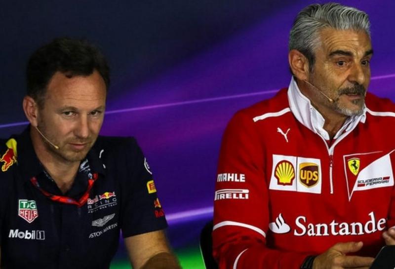 Кристиан Хорнер: Ferrari и Формула 1 нужны друг другу