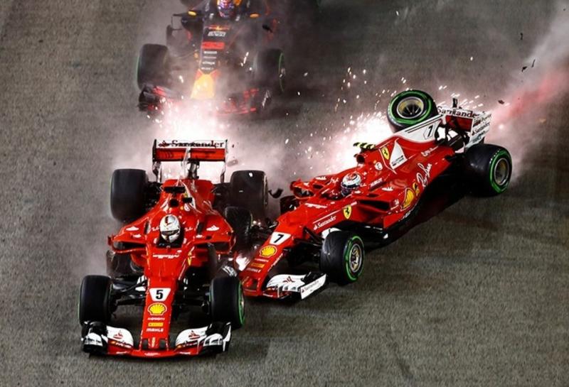 Флавио Бриаторе: В том, что Ferrari упустила чемпионский титул, виноваты только ее пилоты