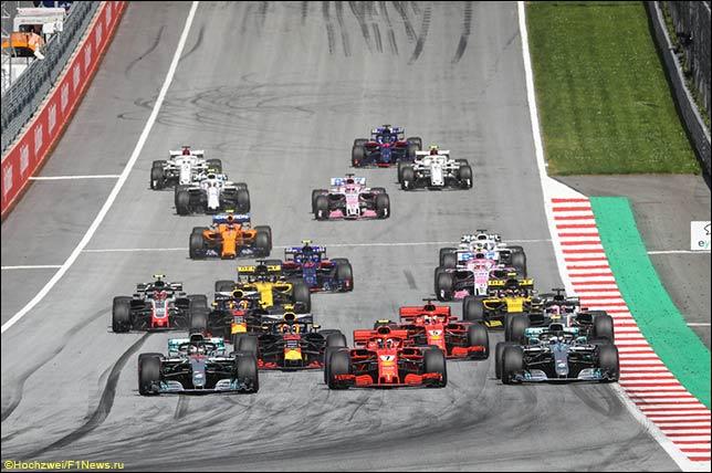 Мартин Брандл об итогах Гран При Австрии…