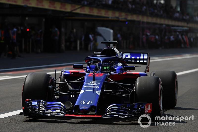 Модернізований Toro Rosso — «те, що я благав весь сезон» — Хартлі