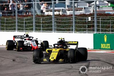 Renault спробує все, окрім зосередження на власній машині — Haas