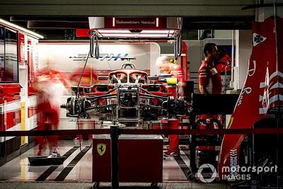 Новинки Ferrari призвели до падіння темпу. Болід «відкотили» до версії Монца