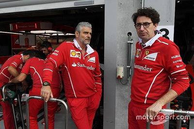 Аррівабене назвав фейком новини про перехід технічного директора Ferrari до суперників