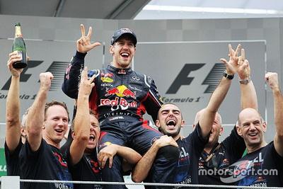 Феттель може повторити 2012 рік і стати чемпіоном – Хорнер