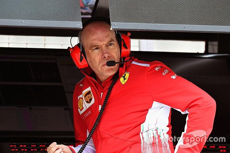 Головний інженер Ferrari у 2019 році зосередиться на роботі з Леклером