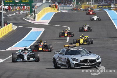 FIA затвердила зміни до регламенту Ф1 2019 року