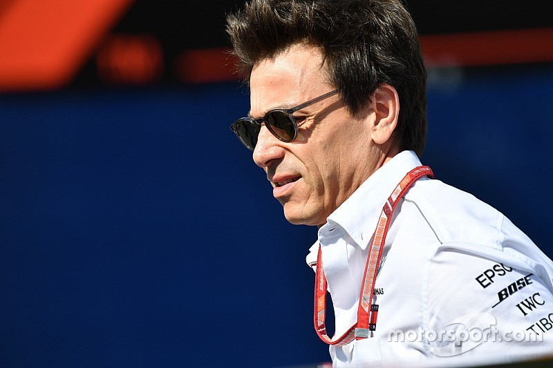 «Буду шпигувати за Ferrari» — Вольфф про плани на літню відпустку