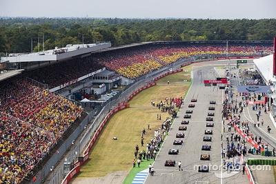 Ф1 переконала Mercedes врятувати Гран Прі Німеччини