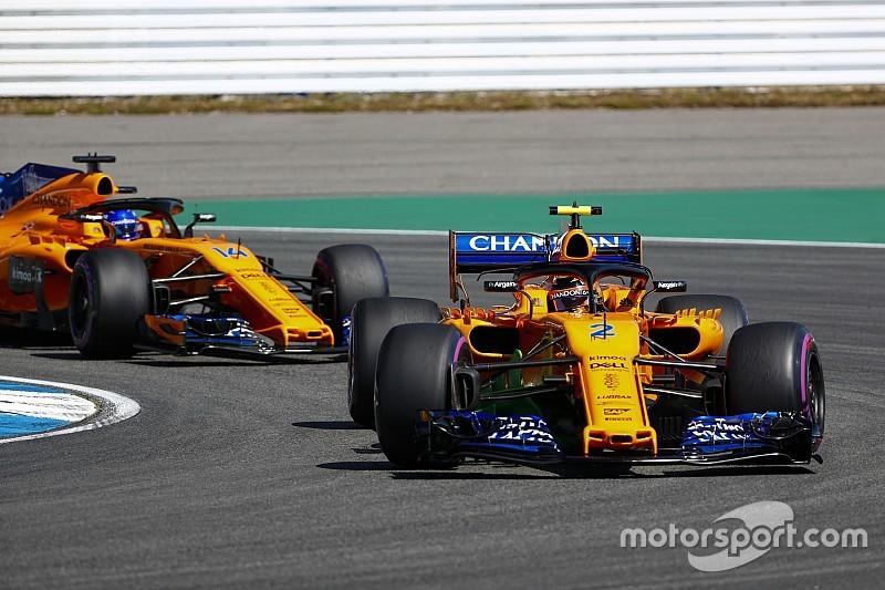 McLaren: Вандорну варто частіше перемагати Алонсо