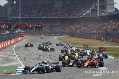 Формула 1 оприлюднила попередній календар на 2019 рік
