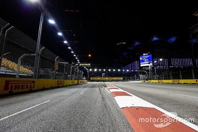 Ferrari та Mercedes зробили протилежний вибір шин на етап у Сінгапурі