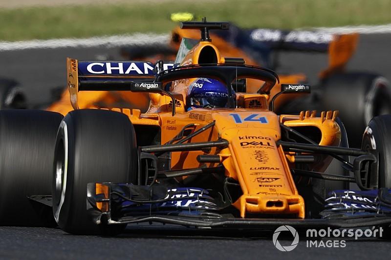FIA: McLaren вчасно подала заявку на шини для Гран Прі Японії