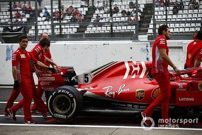 FIA: Спад Ferrari ніяк не пов'язаний із датчиками батареї