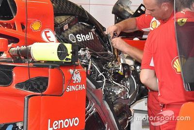 Вольфф: Двигун Ferrari найпотужніший, але це вже не робить різниці