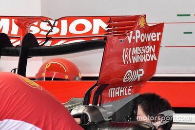 Ferrari привезе на Гран Прі США останні цьогорічні оновлення боліда