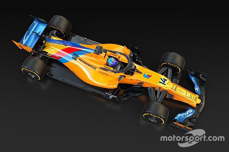 McLaren представила особливу ліврею для прощання з Алонсо