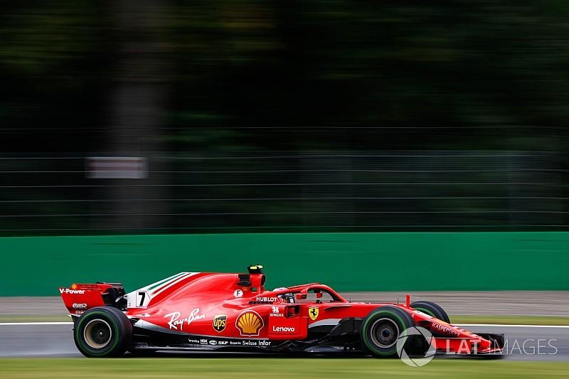 Гран Прі Італії: Ferrari випередила Mercedes у другій практиці