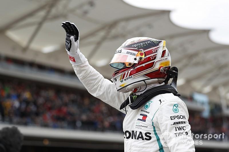 Гран Прі США: Хемілтон видер поул із рук Ferrari