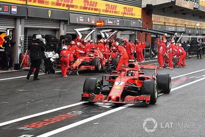 Прорахунок Ferrari з паливом зруйнував кваліфікацію для Райкконена