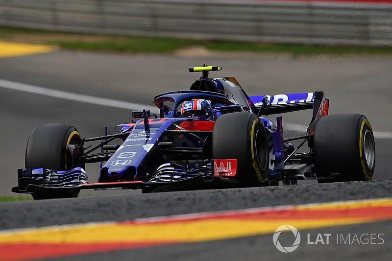 Toro Rosso отримає схожий болід з Red Bull у 2019-му