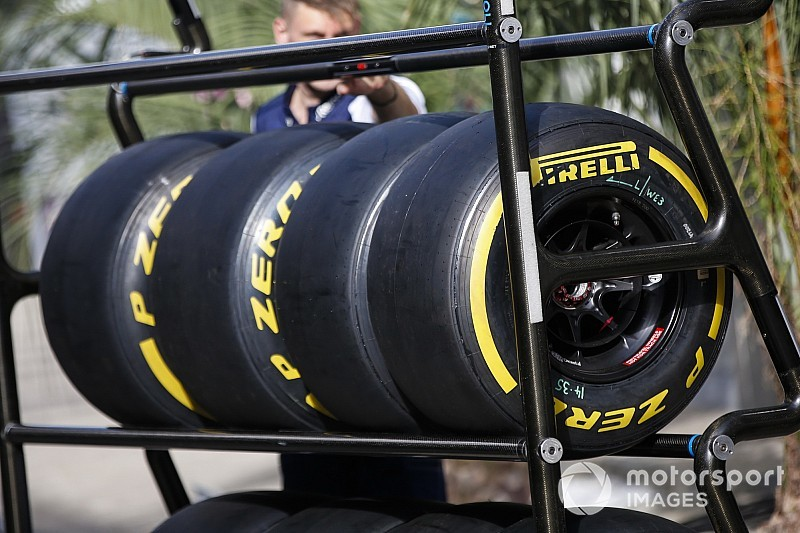 У Pirelli пояснили причину проблем із гумою на Гран Прі Мексики