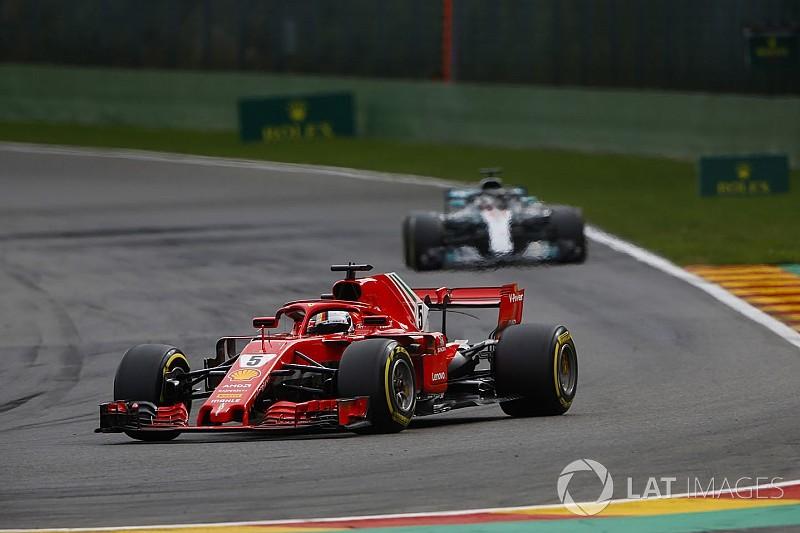 Хемілтон: Mercedes має скопіювати «трюки» Ferrari