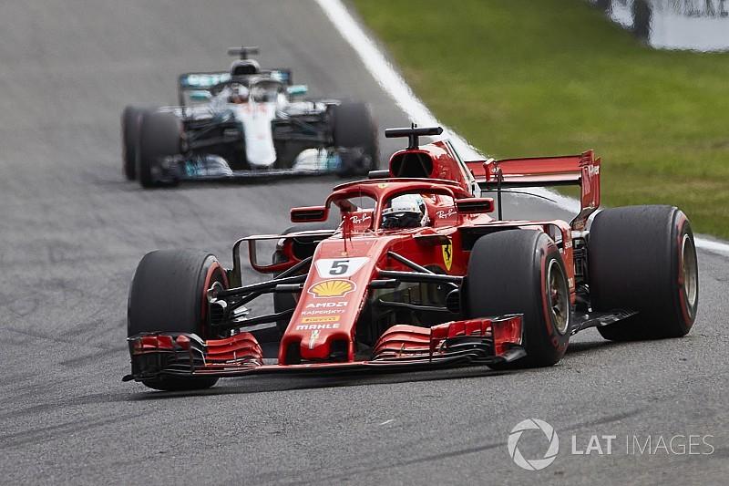 Хемілтон: Mercedes більше не можна «блефувати» у битві з Ferrari