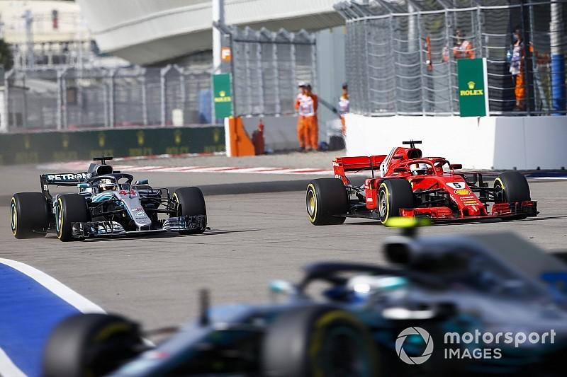 FIA уточнила правила Ф1 щодо подвійної зміни траєкторії