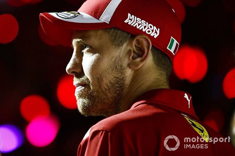Феттель: Я не збираюся йти з Ferrari