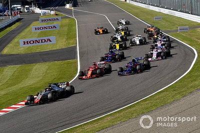 Формула 1 відмовилася від зміни системи нарахування очок у 2019-му