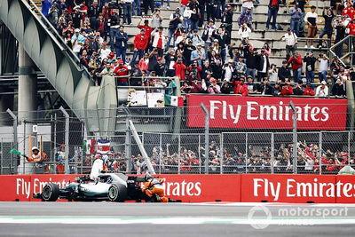 Mercedes підтвердила заміну мотора на машині Боттаса після відмови в тренуванні