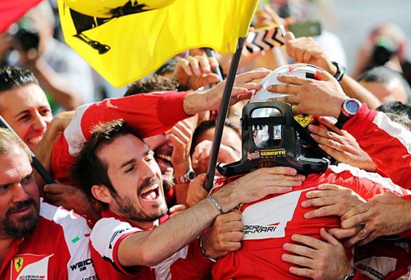 В чем секрет возрождения Ferrari?