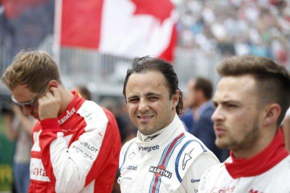 Фелипе Масса: Я доволен тем, чего достиг за свою карьеру в Формуле 1