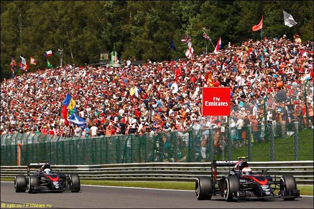Гэри Андерсон: Мне не нравится то, что стало с McLaren