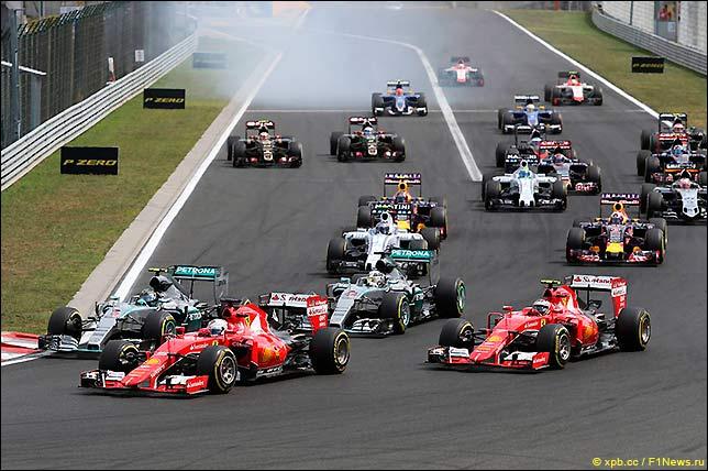 Гран При Венгрии: Комментарии после гонки